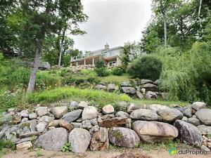 690 000$ - Chalet à vendre à Lac-Simon