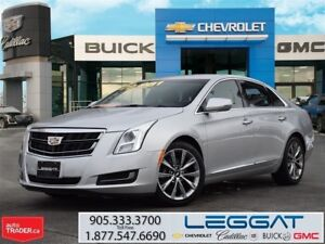 2017 Cadillac XTS PROFESSIONAL/CADILLAC CERTIFIED PRE-OWNED