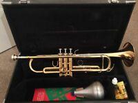 Yamaha YTR 4335 G trumpet