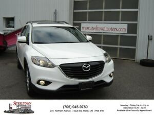 2015 Mazda CX-9 GS AWD|Heated Leather|Roof|R/Cam