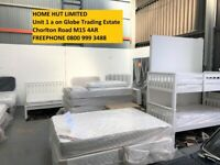 New Mattresses & Divan Beds Warehouse on Chorlton Road, Hulme. ALL SIZES POSSIBLE. Free Delivery.