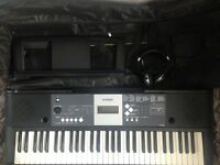 Yamaha Keyboard for Sale, unused.