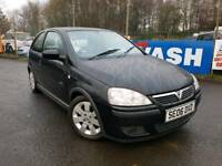 Vauxhall Corsa sxi, Very good condition, Full years MOT included.