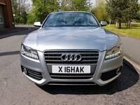 Audi a5 convertiable s line diesel