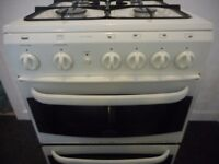 all gas CANNON double cavity cooker...like new !!