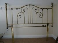 Metal King Size Headboard
