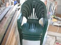 Garden Patio Chairs 4, Coventry