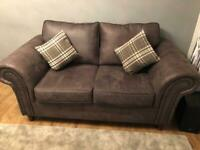 Chesterfield 2 seater sofa like new