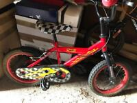 Child's first bike - used good condition