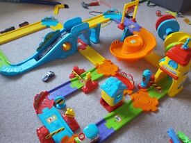 Vtech toot toot train set *kilsyth*