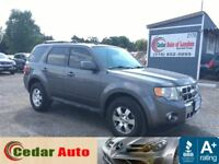 2011 Ford Escape Limited London Ontario Preview