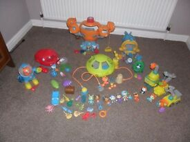 Octonauts Sets and Figures - Various