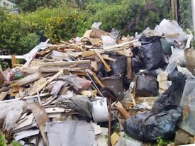 Cheap rubbish removal house clearance 07480180725