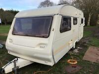 Caravan 4/5/6 berth Avondale Olympus custom 1993 lovely condition *awning available