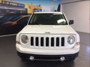 2016 Jeep Patriot HIGH ALTITUDE, LEATHER, SUNROOF, 4X4 AND MORE!