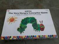 Hungry caterpillar board game