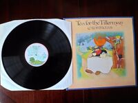 CAT STEVENS - TEA FOR THE TILLERMAN VINYL LP RECORD