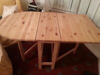 Folding Dinning Table