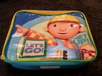 Bob the Builder lunch bag