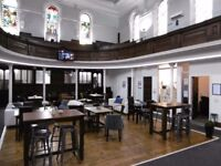 CHEF / CATERING PARTNER WANTED - Burton on Trent