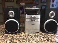Phillips micro hifi system. This is brand new and has never been used