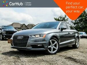 2015 Audi A3 TDI Komfort|Diesel|Sunroof|Bluetooth|Heated Front