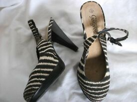Ladies shoes size 5 new condition