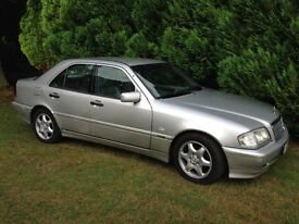 Mercedes Benz C 240 sport ( Automatic ) 1999 1 Owner From New