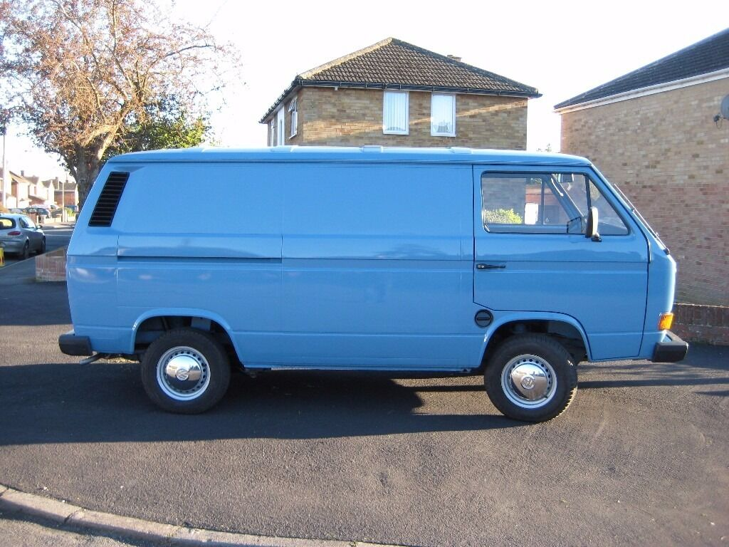 vw t25 transporter t3 panel van in kidlington oxfordshire gumtree. Black Bedroom Furniture Sets. Home Design Ideas