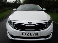 2012 KIA OPTIMA 2 1.7 CRDI LUXE ECO DYNAMICS