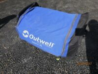 OUTWELL Idaho XL Tent, Extension, Carpet and Footprint