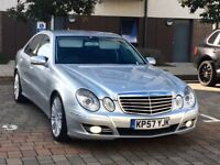 Mercedes E280 CDI Sport Full Service History Low Miles Hpi Clear