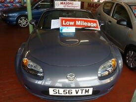 FOR SALE MAZDA MX5 1.8 ONLY 25966 MILES FROM NEW!!