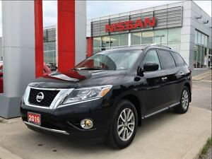 2016 Nissan Pathfinder SV 4X4, heated steering wheel/front seats