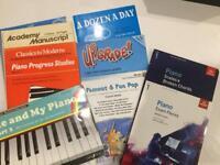 Beginners 0 - Grade 1 Piano Books