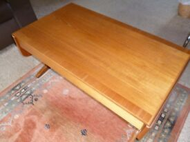 Nathan teak coffee table.