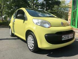 2006 CITROEN C1 VIBE 1.0 3 DOOR LOW MILES £20 TAX A YEAR!!!
