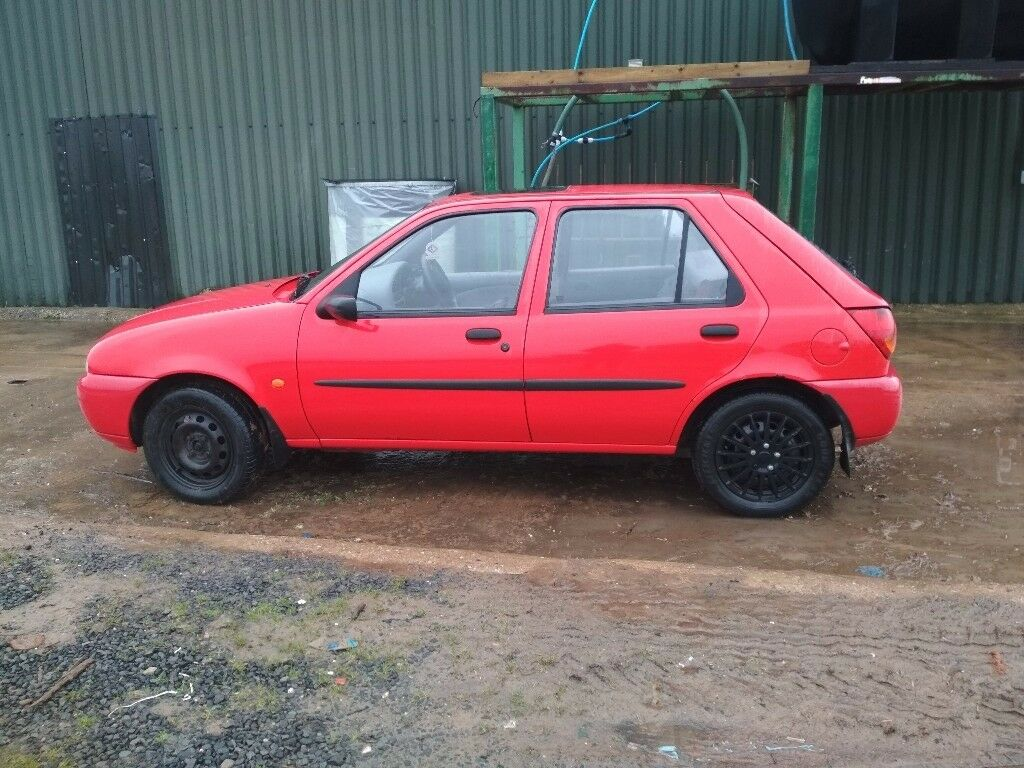 ford fiesta 1998 mot 07 02 2019 1 2 petrol 5 doors. Black Bedroom Furniture Sets. Home Design Ideas