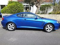 Hyundai coupe S Excellent condition throughout