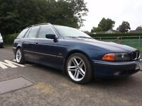 1998 bmw e39 525 tds m sport estate tourer touring