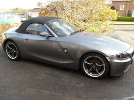 BMW Z4 2.0i EDITION SPORT ROADSTER.