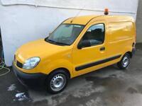 Renault kangoo dci , long psv, fully serviced