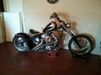 Screamin Demon Big Bear Chopper