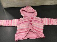 Girls Knitted Cardigan