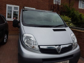 2011 Vauxhall Vivaro 2700 CDTi SWB - 2 litre - NOW REDUCED