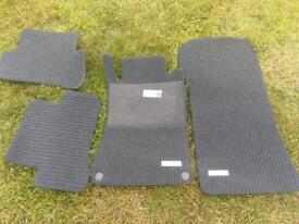 Genuine Mercedes c class car mats. Never used