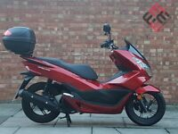 Honda PCX 125cc (66 REG), Immaculate Condition, only 340 miles!