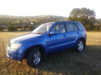 Suzuki grand vitara. 4x4 jeep