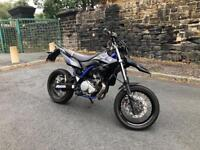 2013 (63) Yamaha WR125X, Supermoto, Learner Legal.