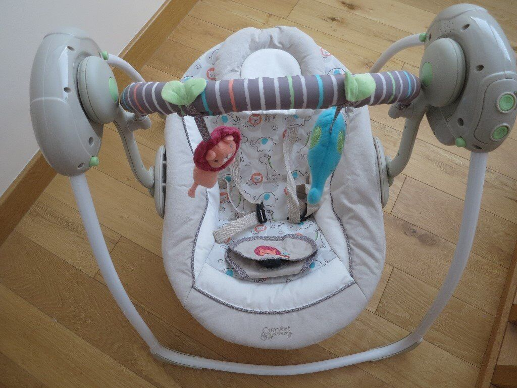 Baby Swing, Excellent Condition, like new!!. Only used a couple of times.